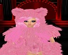 Chest Fur Pink