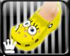 [KB] Crocs ~ SpongeBob