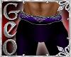 Geo Uniform Belt purple
