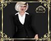suit black white