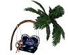 Palm Tree & Wolf Swing