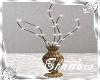 {SP} Wicker Plant Lights