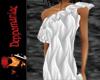 SukiSilk Gown WHITE
