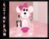 Pink monkey Chair