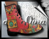 d3✠ Hippie Boots
