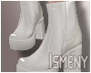 [Is] Fall Boots White