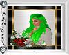 Neon Green Baby Hair