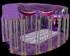 Purple-Silver Wedding