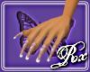 ~RX~ Mauve Nails