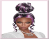 Blk & Purple Grape Hair