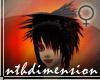 Spiky Hair A2 DemonRed F