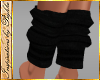 I~Black Ankle Warmers