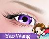RWBY Yang Unisex Eyes