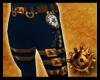 Time Bandit Pants Blue M