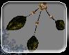 -die- Elven Earrings