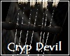 Crypt Devil Leg Darts L