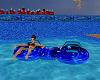 Animated Pool Float