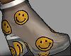 Smile boots White