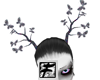 ~F~ ButterflyBranch Hair