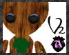 Wooden Worry Doll V2