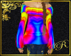*JR Hippie Rainbow Top 1