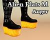 Alien Plats M Anger
