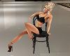 (k) model posing chair
