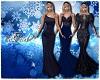 Blue Gowns Bundle