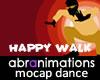 Happy Walk Dance