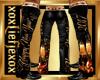 [L] New Years Pants M