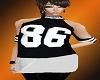 [S/] Blusão Numero 86