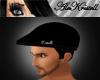 [A]Black Kangu cap