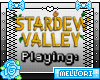 🎀 Playing: Stardew