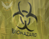 Biohazard Wallsheet