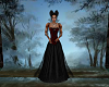 Witch or Vampire gown