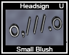 Small Blush Sign o,///.o