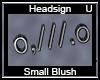 Small Blush Sign o,///.o