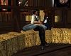 Cowboy Cuddle Pose