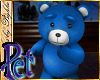 I~Pet Teddy Bear*Blue
