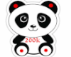 200K Sticker