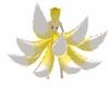 Kitsune Yellow 9 Tails