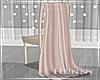 H. Blush Wedding Chair