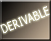 (PRO)DERIVABLE TOP/GLOVE
