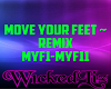 Move Your Feet~Remix
