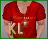 KL*Portugal-Camisa Manu