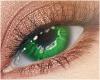 Green Sparkling Eyes