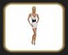 sarah white dress
