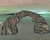 *S* Castaway Rock Arch