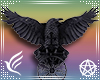 Pagan Wall Raven