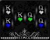 S! K&Q of Hearts Bundle